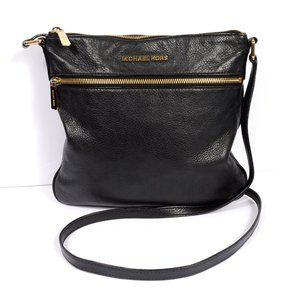 MICHAEL Michael Kors Pebbled Leather Crossbody